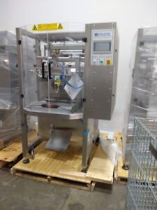 Ohlson Vffx6312 ss Vertical Form Fill And Seal Lightly Used