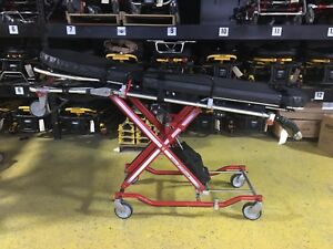 Ferno Powerflexx 700 Lb Cot Ambulance Stretcher Stryker Ems Free Ship 3626