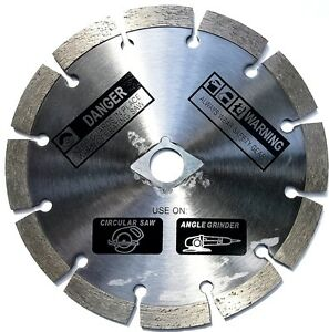 7 1 4 Masonry Diamond Blade 2 Pack buy 5 Packs Receive 1 Free 12 Blade