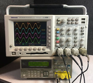 Tektronix Tds3034b 4 Ch Dpo Oscilloscope 300mhz 2 5gsa s Options