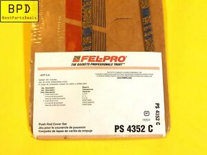 42 73 Jeep 2 2l I4 Engine Push Rod Gasket Set Fel Pro Ps 4352 C