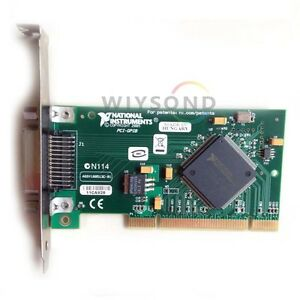 used But In Good Condition Ni Pci gpib Ieee 488 2 Network Card 188513 01