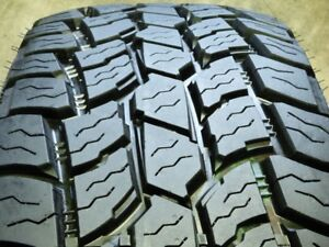 Mastercraft Courser Axt 265 70r16 112t Used Tire 12 13 32 79150