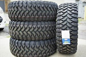 4 New Comforser Cf3000 Lt32x11 50r15 113q C 6 Ply Mt Mud M T Tires