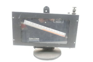 Meriam 40gd10 Wm 3in Inclined Tube Manometer