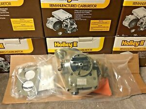 1972 Pontiac Various 350 400 Rochester 2gv 2bbl Carb Reman By Holley 64 7274
