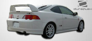 Duraflex Honda Prelude Type R Rear Wing Trunk Lid Spoiler 1 Piece For Rsx