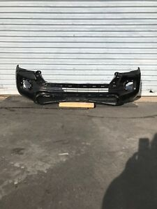 2016 2017 2018 Toyota Tacoma Front Bumper Cover Used Oem