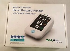 Welch Allyn Home Blood Pressure Monitor With Surebp Technology