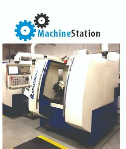 Rollomatic 620 xs 6 Axis Cnc Tool Cutter Grinder Walter Grinding