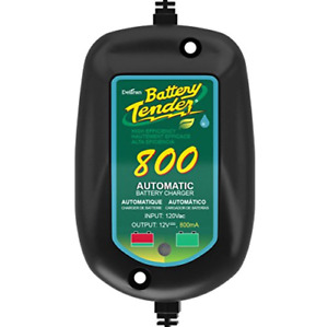 Battery Tender 800 Is A Supersmart Battery Charger That Will Constantly Monitor