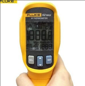 Fluke F62max 62max Infrared Thermometer Temp Temperature Test Tester