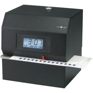 Pyramid Time Systems 3700 Heavy duty Electric Time Clock