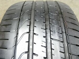 Pirelli P Zero Run Flat 245 40r20 99y Used Tire 6 7 32 64641