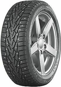 Nokian Nordman 7 studded 205 65r15xl 99t Bsw 2 Tires