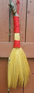 Hearth Broom Handmade