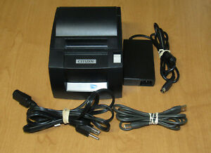 Citizen Ct s310a Point Of Sale Usb Thermal Printer W Cords Tested Works