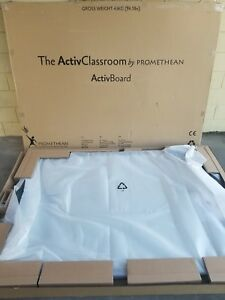 Promethean Activboard Pro Abv378pro Smart Board Active Classroom
