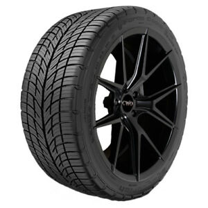 2 New 225 45zr17 R17 Bf Goodrich G Force Comp 2 A S 94w Xl Bsw Tires