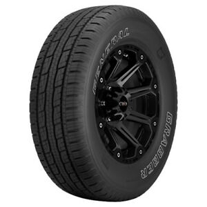 2 new P245 65r17 General Grabber Hts 60 107t B 4 Ply Owl Tires