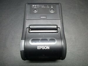Epson Tm p60ii Model M292b Bluetooth Portable Mobile Thermal Pos Receipt Printer