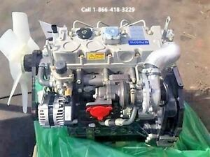 Brand New Caterpillar 3034 Fits Cat906 Wheel Loader Replacement Engine