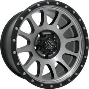 17x9 Black Machined Dwg Offroad Dw10 5x5 0 Wheels Country Hunter Rt 35 Tires