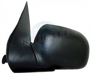 New Driver Side Kool Vue Mirror 2002 03 Ford Explorer Pwr Puddle