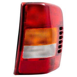 Tail Light Assembly For 02 04 Jeep Grand Cherokee Passenger Lens W Circuit Board