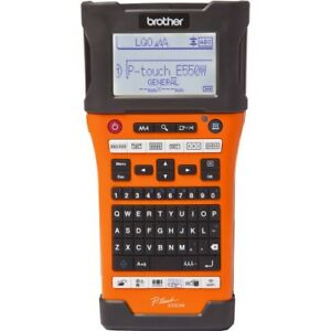 Brother P touch Edge Pt e550w Electronic Label Maker