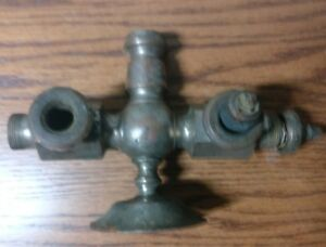 Vintage Claw Foot Faucet Parts Or Rebuild Tub Sink Farmhouse Decor