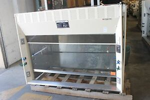 Kewaunee 6 Ft Supreme Air Benchtop Fume Hood Will Ship