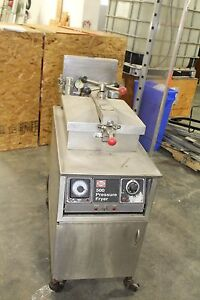 Henny Penny 500 Pressure Fryer