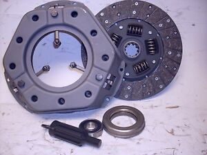 Ford 10 961 981 1800 1801 1811 1821 1841 1871 1881 2000 2030 Tractor Clutch
