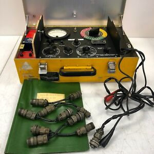 Consolidated Airborne Systems Tester Pyrometer And Thermocouple Field N 3a Th299