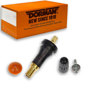 Dorman Tpms Valve Kit For Honda Ridgeline 2013 2014 Tire Pressure Je