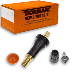 Dorman Tpms Valve Kit For Honda Ridgeline 2006 2012 Tire Pressure Cj