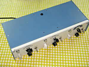 Triple Hene Laser Power Supply For 0 5 To 5 Mw Heads Parts For Current Monitor