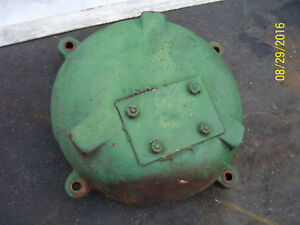 Vintage Oliver 1650 Gas Tractor pto Cover Repaired 1964
