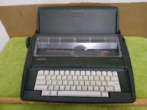 Brother Ax 425 Electronic Portable Typewriter Electric Daisy Wheel