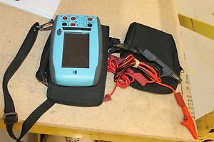 Excellent Druck Ge Dpi 620 Ce Calibrator With Leads Working Hwy