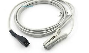 Nonin 7pin Sensor With 9ft Cable Compatible Nonin Series 800 Animal Ear Clip