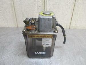 Lube Corp Mlz Automatic Oil Lube Lubrication Pump System Oiler 2 5cc cy