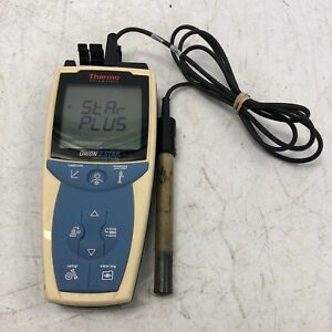 Thermo Electron Orion 3 Star Portable Ph Meter Tested And Working
