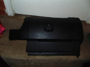 03 04 05 07 09 10 Vw Beetle Convertible Complete Black Glove Box Assembly Oem