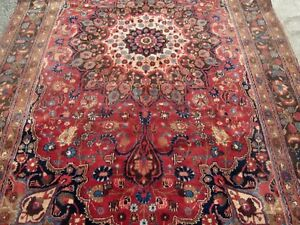 Antique Persian Oriental Room Size Rug Carpet 6 4 X 9 11 Great Buyold Rug