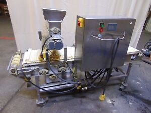 Stainless Steel Conveyor Food Service With Food duster