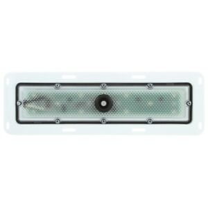 Truck lite 80255c 80 Series Led 10 Diode Rectangular Clear Dome Light Whi