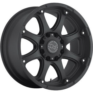 20x9 Black Black Rhino Glamis 6x135 12 Rims Open Country Mt 35x12 50r20 Tires