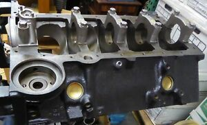 Gm Sbc Engine Small Block Chevy 350 030 Over Machining Done